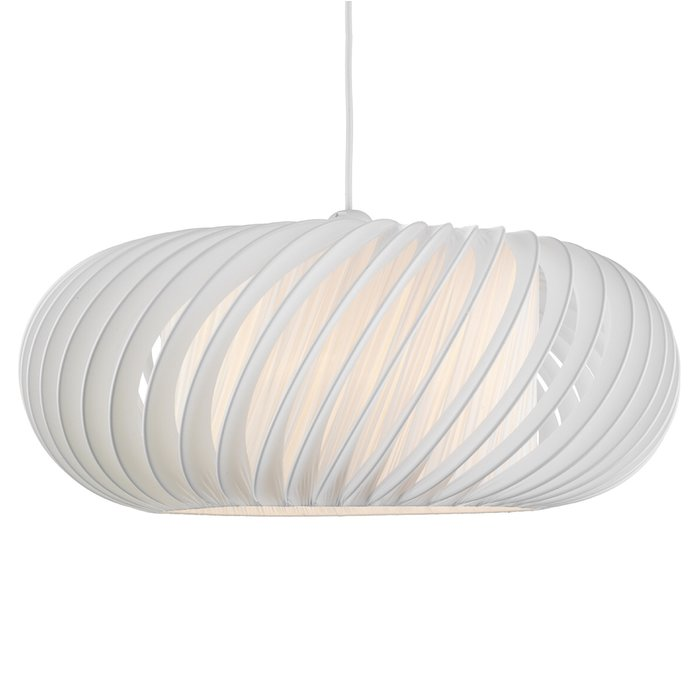 Contemporary White Shade - Easy Fit - Large