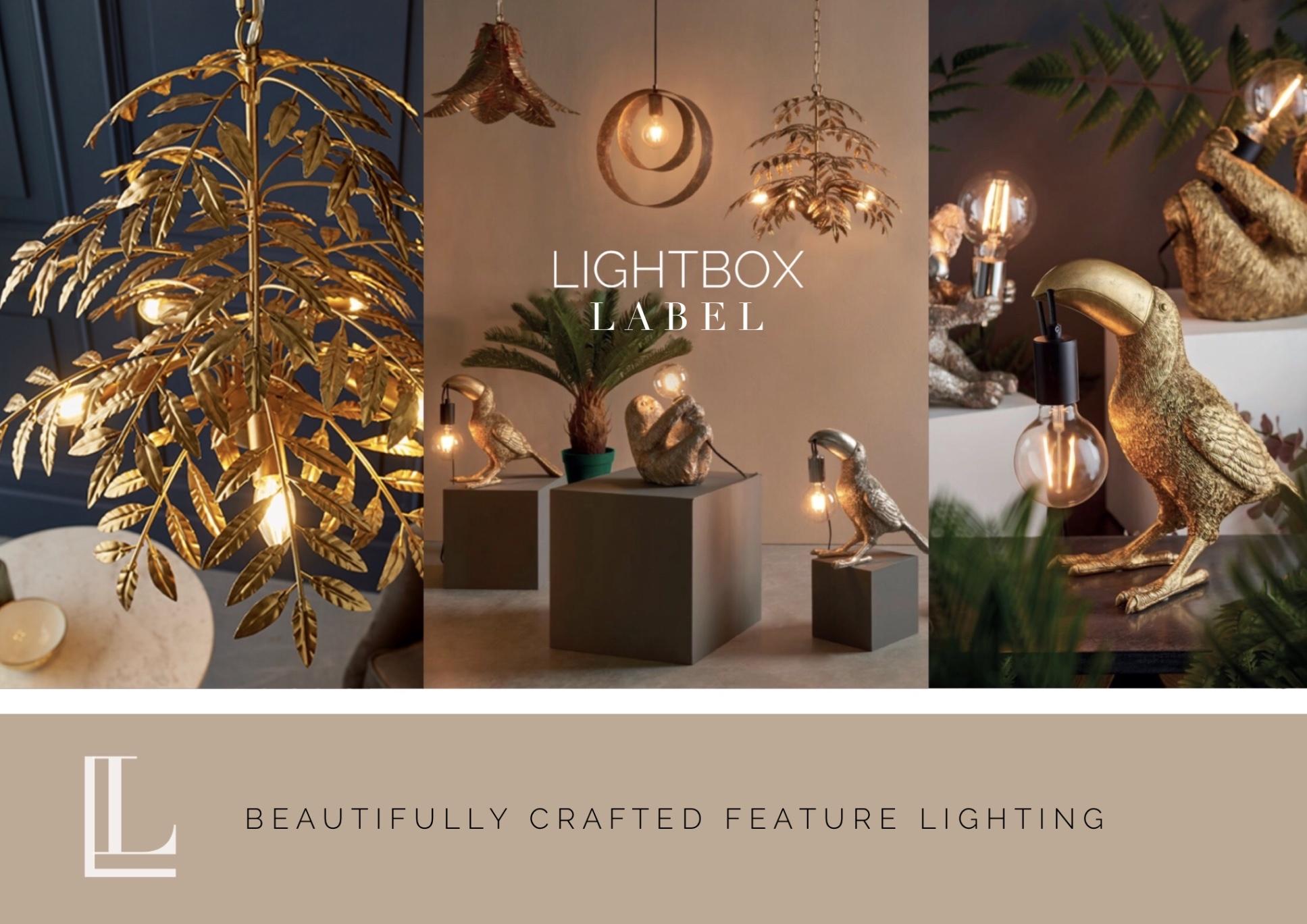 Tropical animal lighting