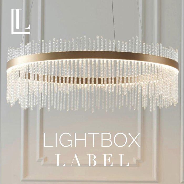 Lightbox Label - Ceiling Lights