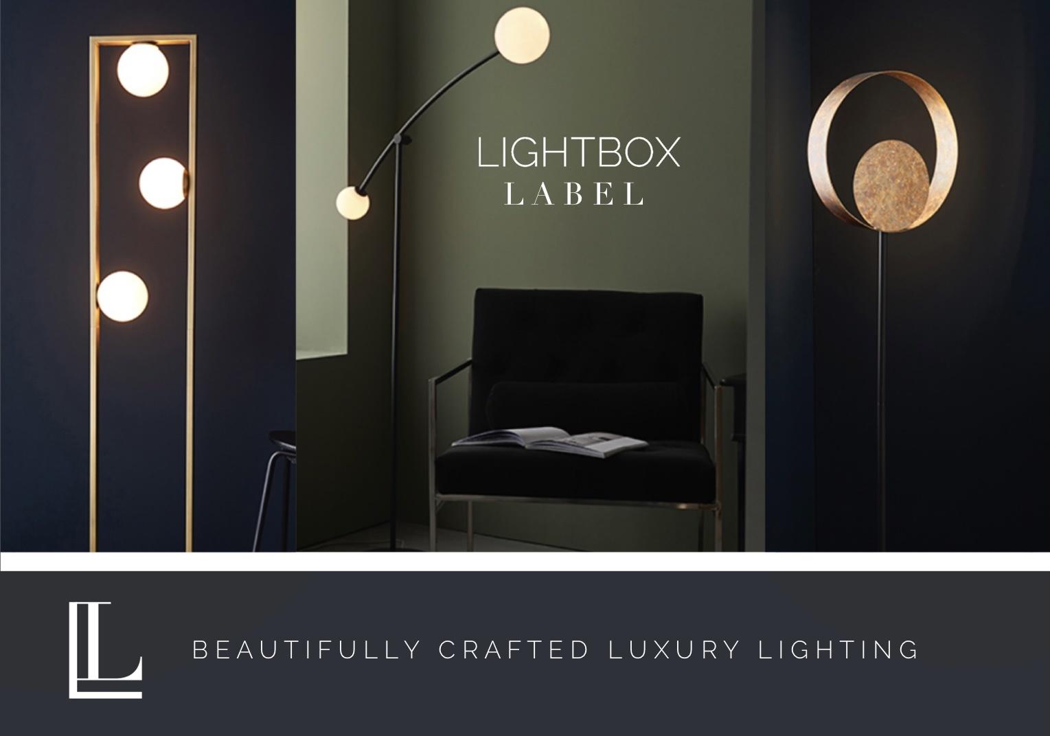 Luxury floor lamps