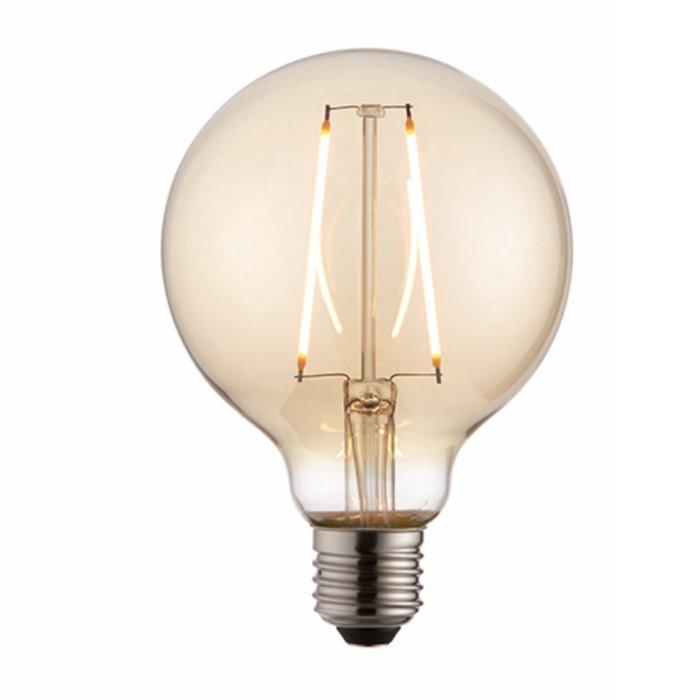 Vintage Decorative Globe LED Light Bulb - 2W