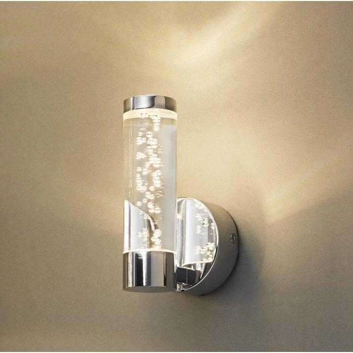Essence - LED Bathroom Single Wall Light