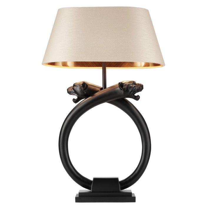 Panther Table Lamp - David Hunt