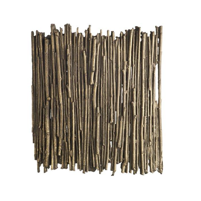 Willow - Organic Reeds Wall Light - David Hunt
