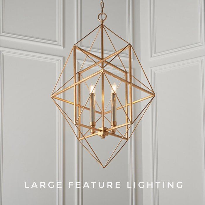 Large Feature Lighting