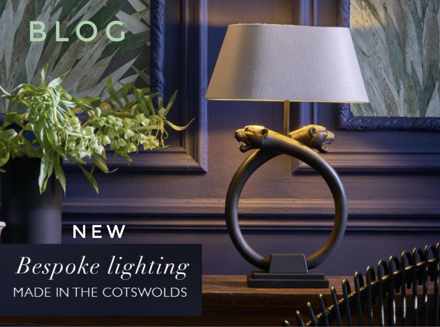 NEW David Hunt Lighting at Lightbox