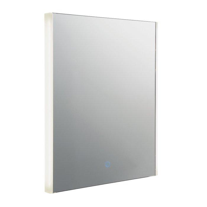 Italo - Slim-line Side Lit LED Illuminated Bathroom Mirror (Colour Changing Technology) & De-mister Pad