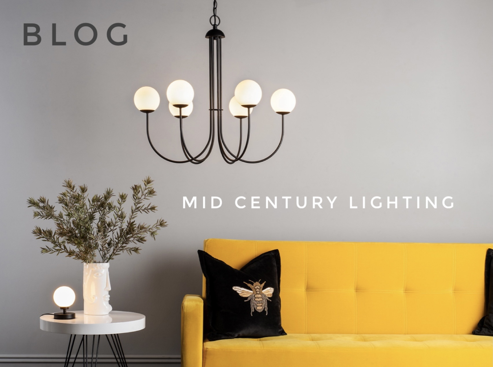 Mid-Century Lighting – The Style that Fits any Home