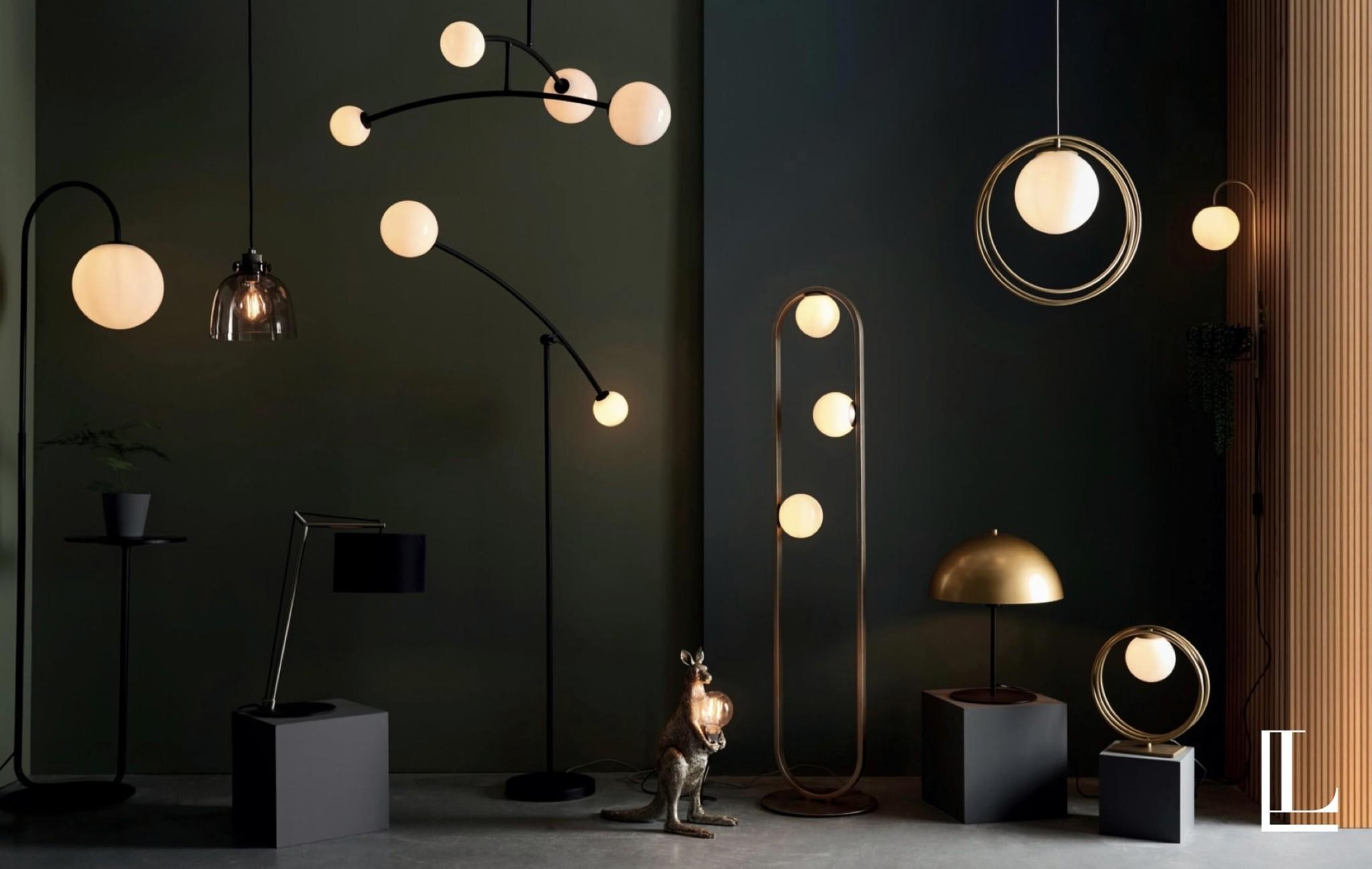 Orb lights