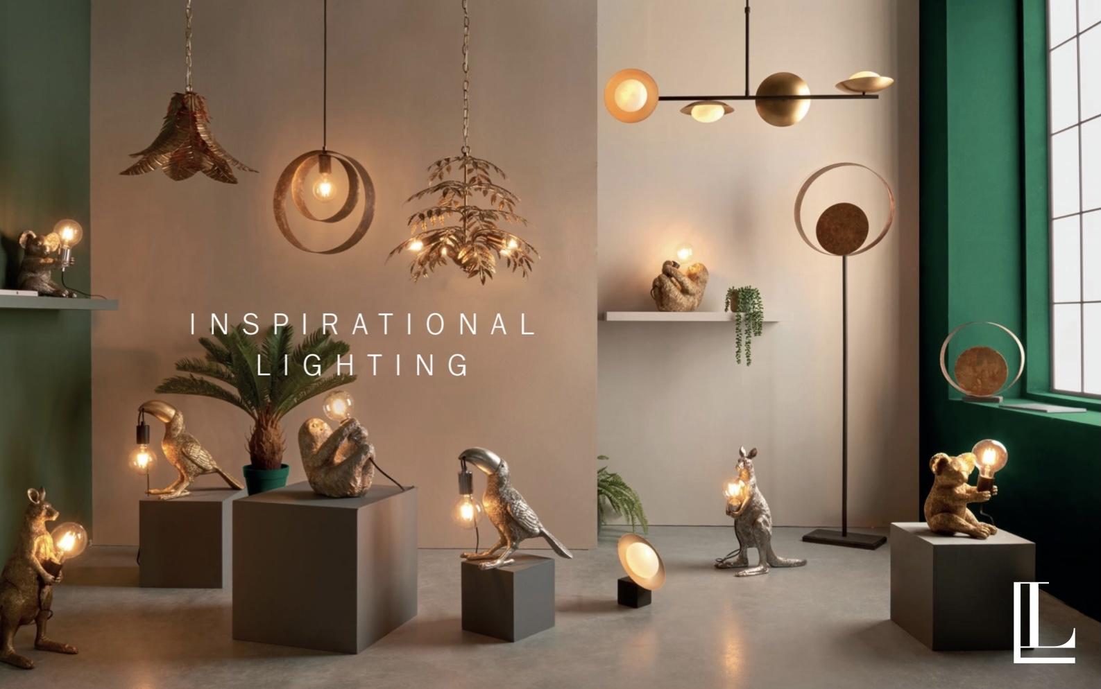 animal table lamps uk