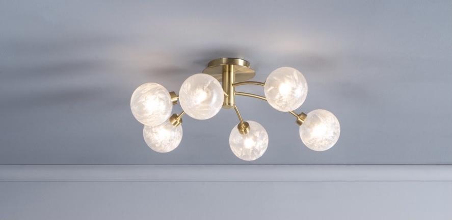 Avari ceiling light