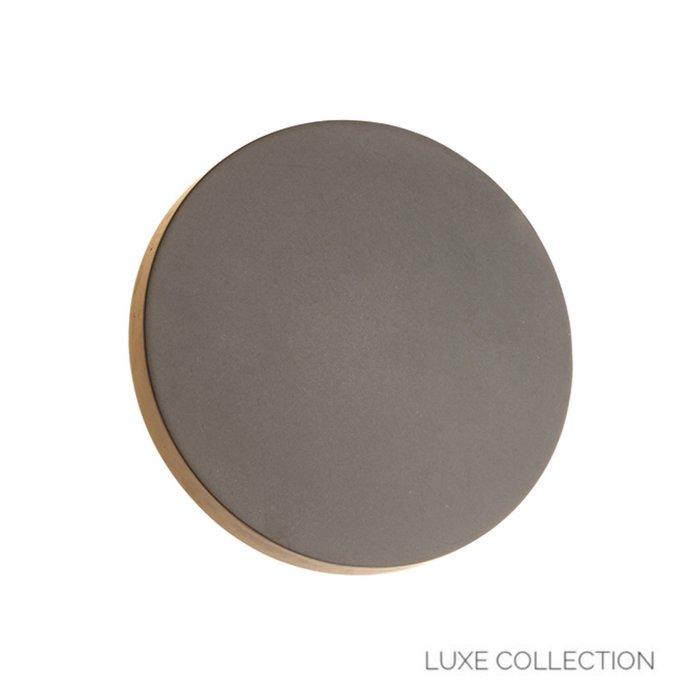 Noe - Minimalist White Plaster Disc Wall Light - Small  - Copy