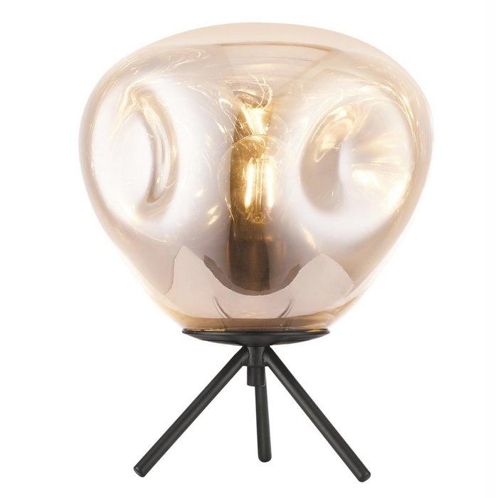 Nina - Gold Melt Table Lamp