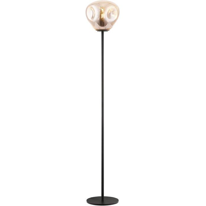 Nina - Gold Melt Floor Lamp