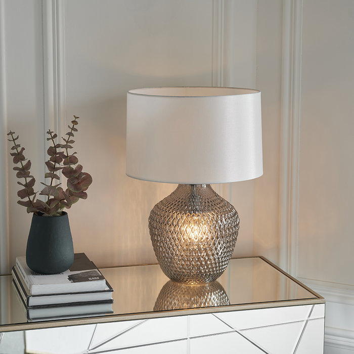 Chelworth - 2 Light Table Lamp with Shade
