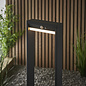 Dannah - Solar-Powered Outdoor Bollard