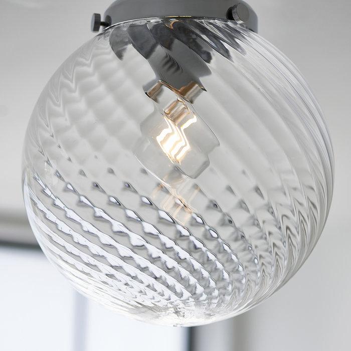 Milston Flush Ceiling Light