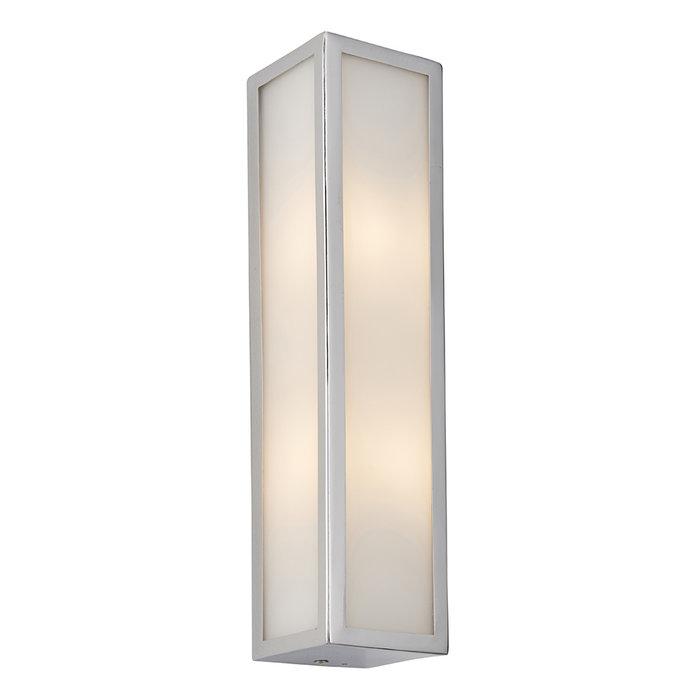 Newham - Contemporary 2 Light LED Wall Light