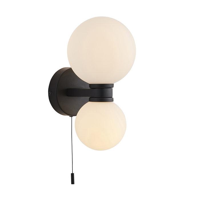 Pulsa - 2 Light Bathroom LED Wall Light