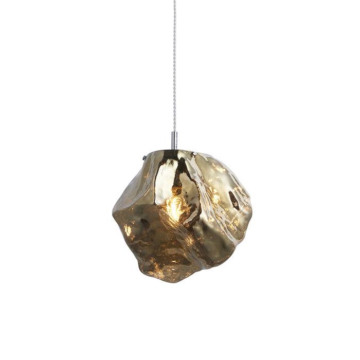 Rock - Bronze Pendant Light