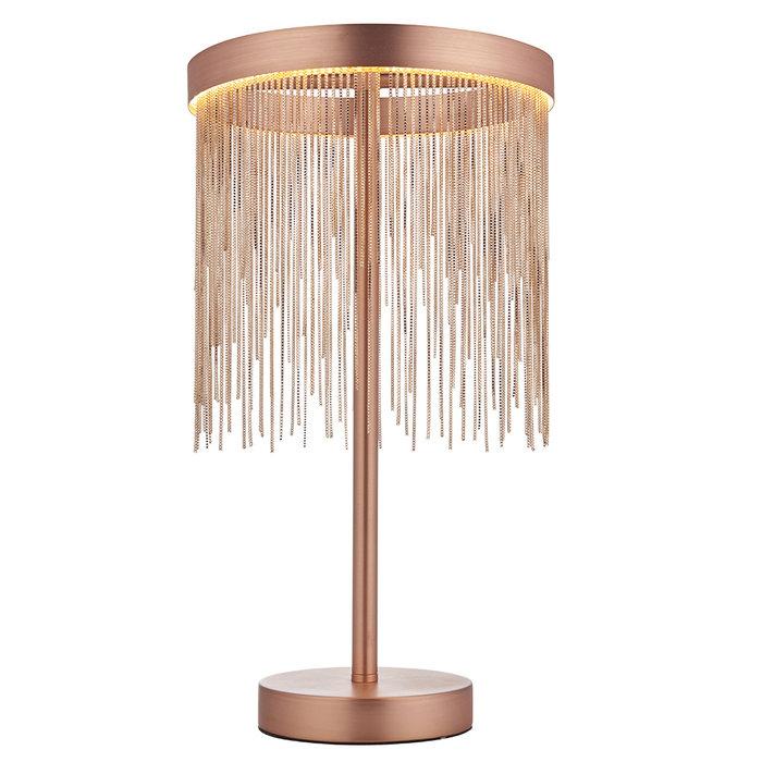 Zelma - Copper Table Lamp