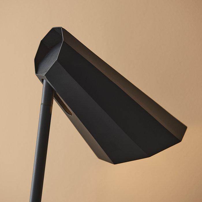 Applegate - Black Angled Task Lamp