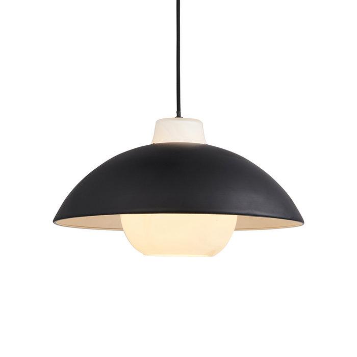 Barwood - Monochrome Domed Pendant Light