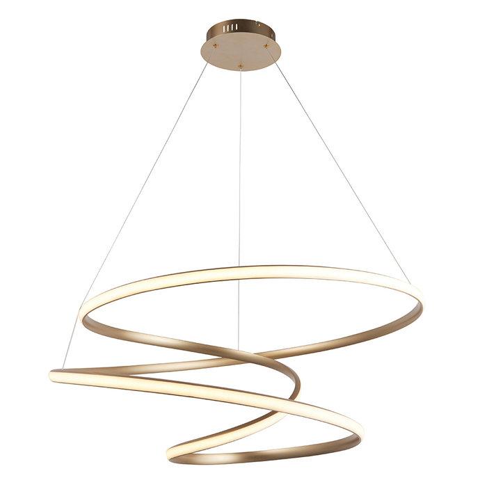 Saltwick - Spiral Large LED Pendant Light