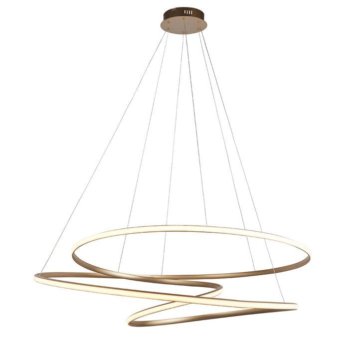 Saltwick - Spiral Extra Large LED Pendant Light