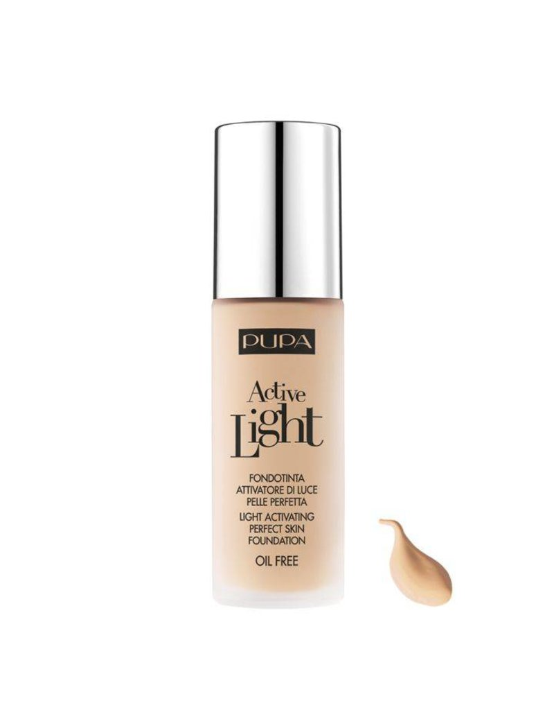 PUPA Active Light Foundation