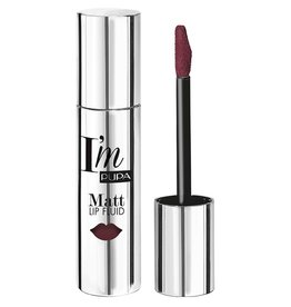 PUPA I`M Matt Lip Fluid - 053 Dark Red