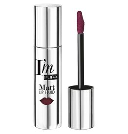 PUPA I`M Matt Lip Fluid - 094 Intense Plum