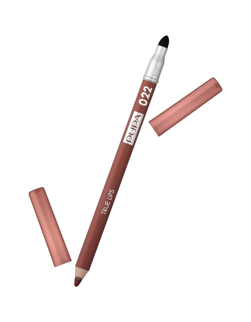 PUPA True Lips - 22 Plum Brown