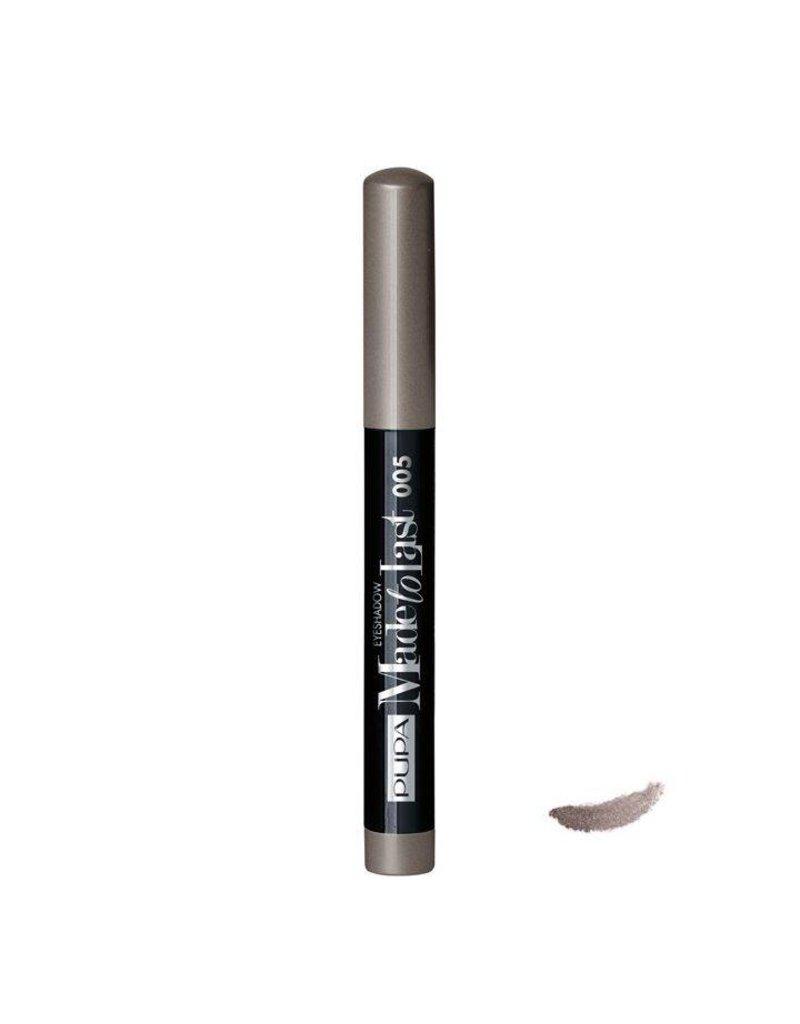 PUPA Made to Last Eyeshadow Waterproof - 005 Desert Taupe