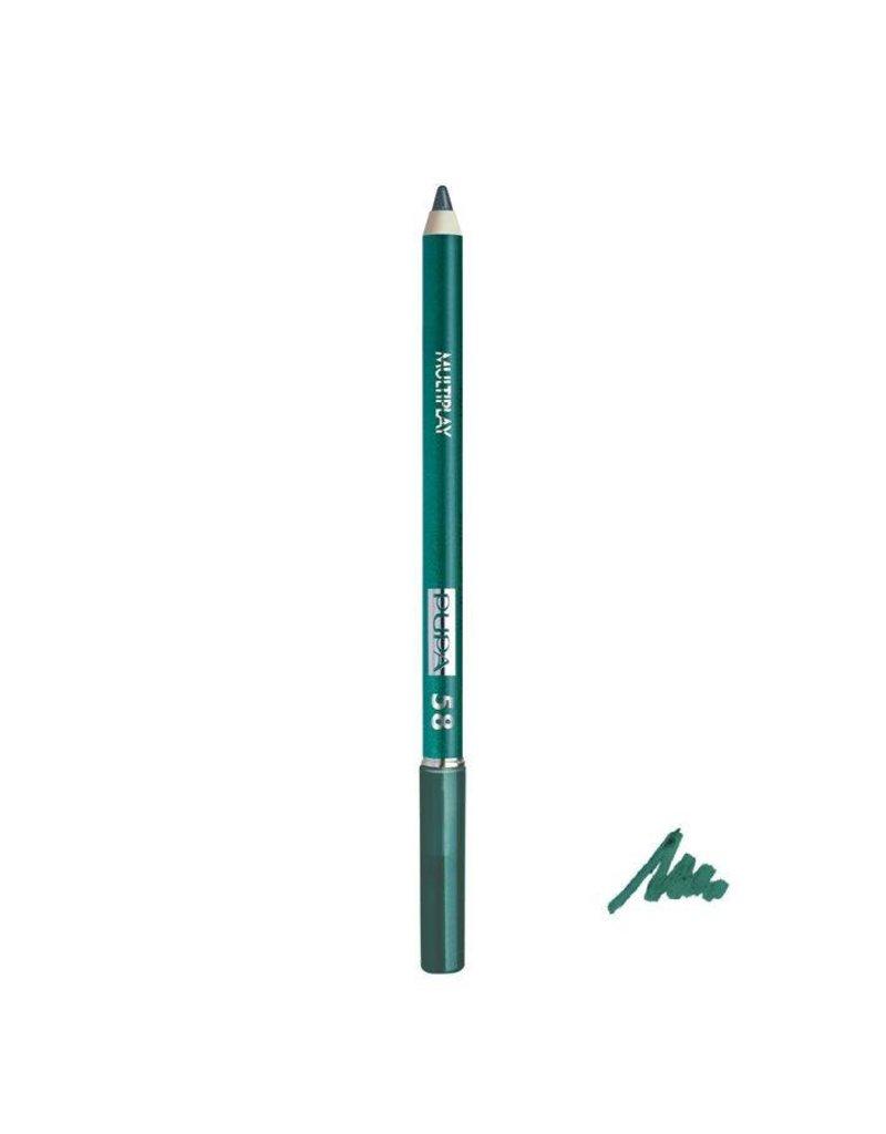 PUPA Multiplay - 58 Plastic Green