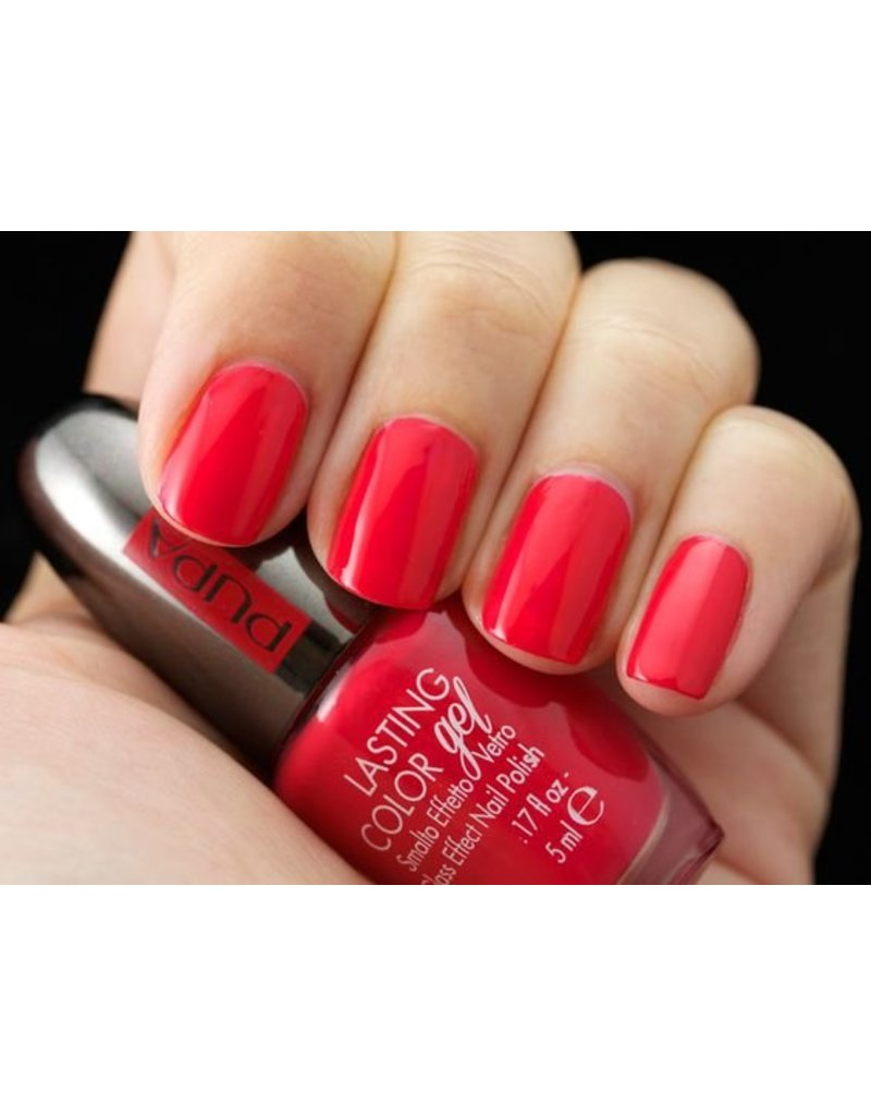 PUPA Lasting Color Gel 087 -  Cranberry