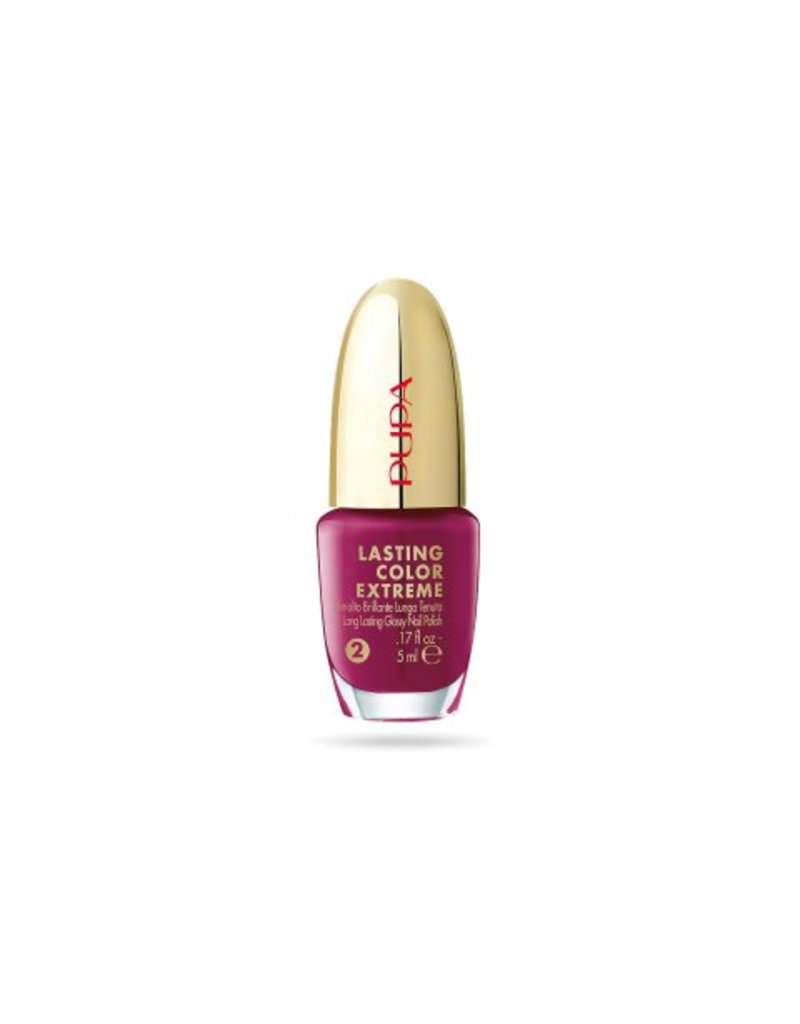 PUPA Lasting Color Extreme 022 - Red Berry