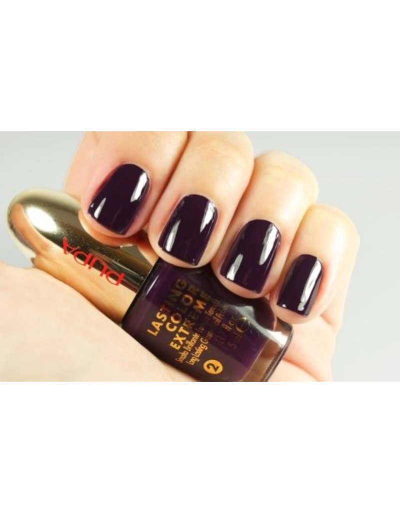 PUPA Lasting Color Extreme 023 -  Majestic Violet