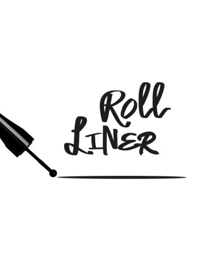 PUPA Roll Eyeliner 001 - Black