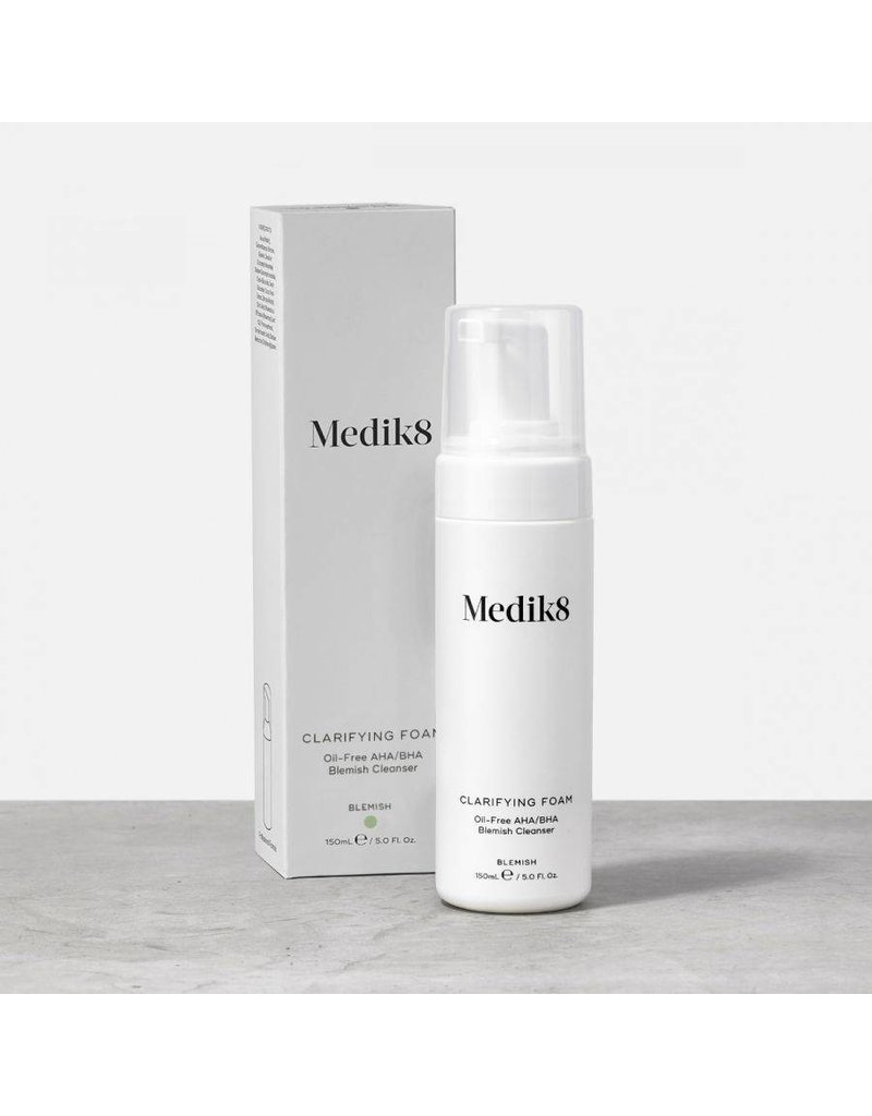 Medik8 Clarifying Foam / Beta Cleanse