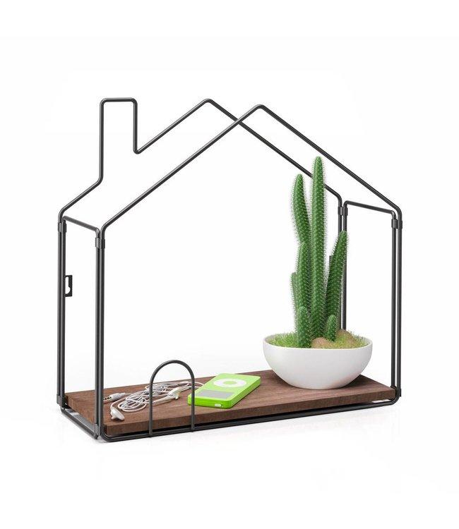 Balvi Metalen plank 'Huis'