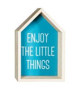 Fisura Sfeerlamp 'Enjoy the little things'