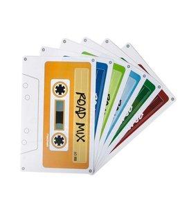 Rocket Placemats cassettebandjes