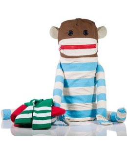 Suck UK Waskzak 'Dirty Sock Monkey'