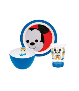 Zak! Designs Disney Mickey ontbijtset