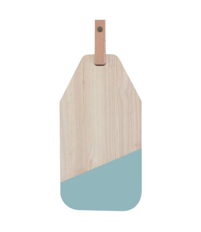 TAK Design Kaasplank Hout Limbo blauw