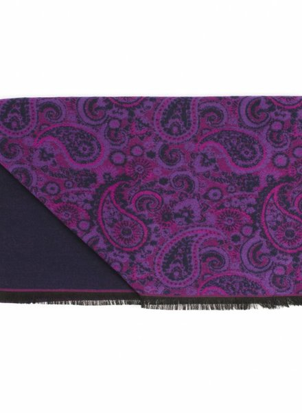 Sjaal Purple