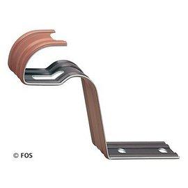 vorsthaken 470/163 aluminium bruin-doos a 50 st.