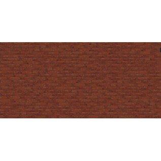 Nelissen gevelstenen Handvorm w.f. Aubergine 27 € 0,43 per stuk