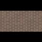 gevelstenen handvorm waalformaat mangaan bruin gs-1145